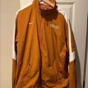 Texas Longhorns Nike Storm Fit Large jacket